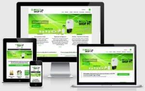 Criação da Loja Virtual Globalshop