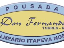 logotipo pousada don fernandes torres rs portfólio design gráfico gauchaweb cachoeirinha porto alegre rs brasil