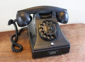 criatividade e invenção do telefone