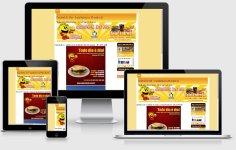 criação de sites de lancherias