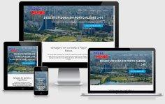 criação de sites de desentupidoras em porto alegre