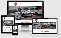 criação de sites de empresas de segurança patrimonial