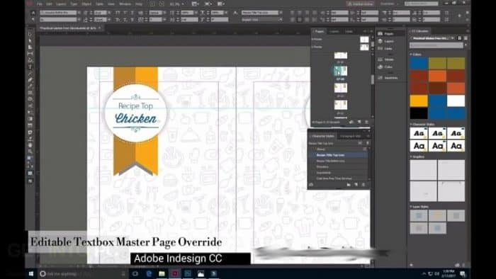 adobe indesign software para diagramação
