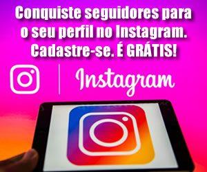 cadastre-se para conseguir seguidores no instagram de forma grátis