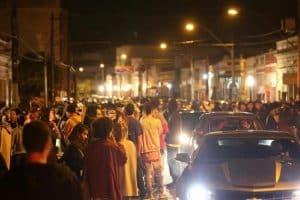 noite na cidade baixa em porto alegre