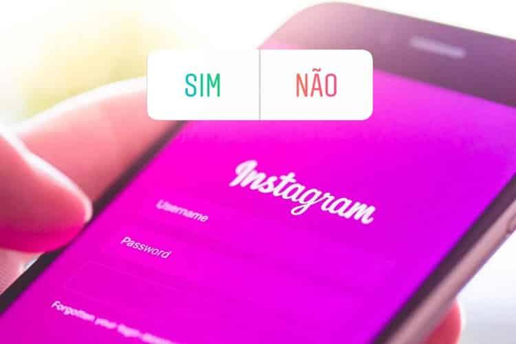 aprenda como fazer perguntas no stories do Instagram