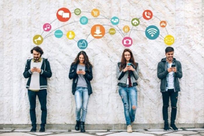 o que é engajamento de mídia social
