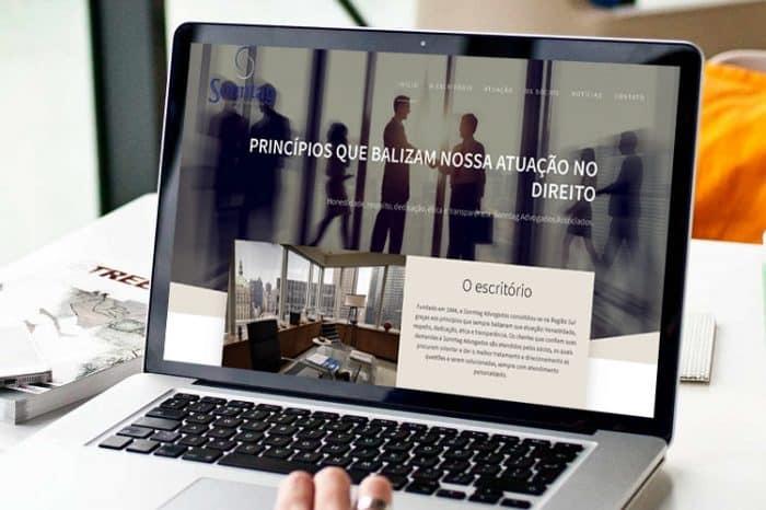 o que é site institucional? gauchaweb criação de sites em porto alegre