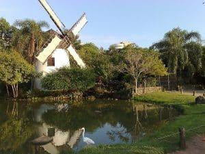 parque moinhos de vento parcão em porto alegre
