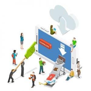 como trabalhar pela internet com produtos digitais