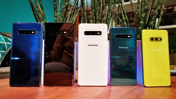 marcas de celular e smartphones samsung