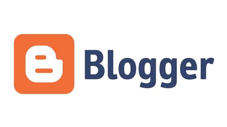 criar um blog com Blogger