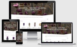 loja virtual casa do sabonete criação de e-commerce em porto alegre rs
