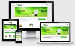 loja virtual globalshop equipamentos criação de e-commerce em porto alegre rs