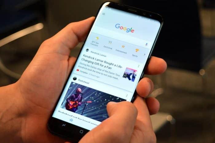 o que é google discover
