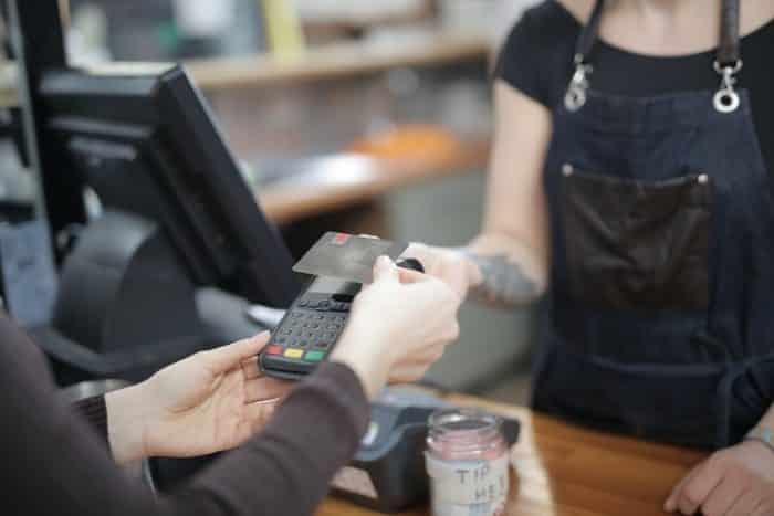 máquina de cartão 2021 para negócios